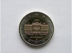 2 euro mince sběratelské Německo 2019 - Sněm 5ks - UNC