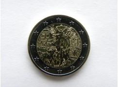 2 euro mince sběratelské Německo 2019 - zeď 1ks - UNC