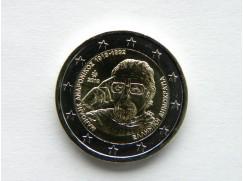 2 euro mince sběratelské Řecko 2019 -Andronikos - UNC