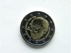 2 euro mince sběratelské Řecko 2019 -Kalvos - UNC