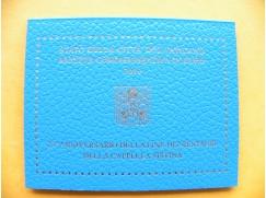 2 euro mince sběratelské Vatikán 2019 - Sixtinská kaple