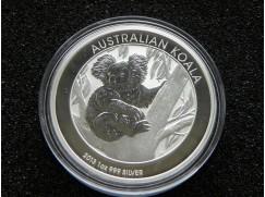Stříbrná mince Australian Koala 2013 - 1 OZ