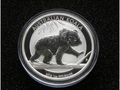 Stříbrná mince Australian Koala 2016 - 1 OZ