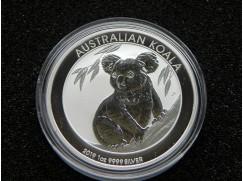 Stříbrná mince Australian Koala 2019 - 1 OZ