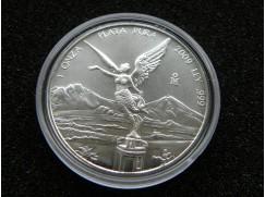 Stříbrná mince Libertad 1 OZ 2009