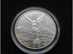 Stříbrná mince Libertad 1 OZ 2011
