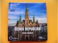 Sada oběžných mincí Česká republika 2020 - standard