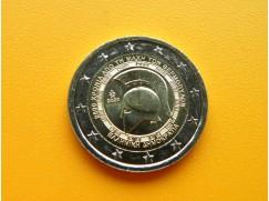 2 euro mince sběratelské Řecko 2020 - Termopyly