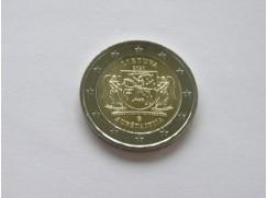 2 euro mince sběratelské Litva 2020 -Aukštaitija - UNC