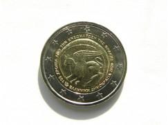 2 euro mince sběratelské Řecko 2020 - Thrákie - UNC