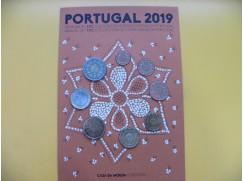 Sada euromincí Portugalsko 2019 - UNC