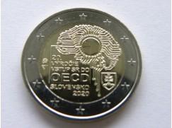 2 euro mince sběratelské Slovensko 2020 - UNC