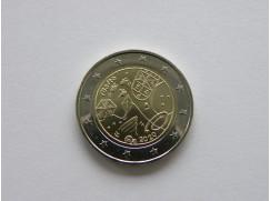 2 euro mince sběratelské Malta 2020 - Dětská hra - UNC