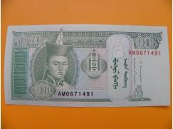 bankovka 10 mongolských tugriků/2014