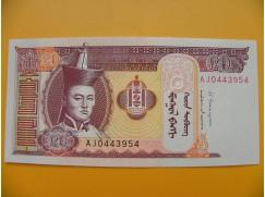 bankovka 20 mongolských tugriků/2013