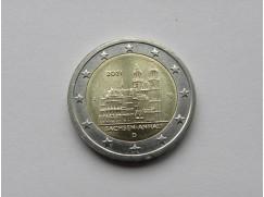 2 euro mince sběratelské Německo 2021 - Magdeburg - UNC