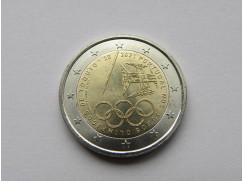 2 euro mince sběratelské Portugalsko 2021 - Olympiáda - UNC