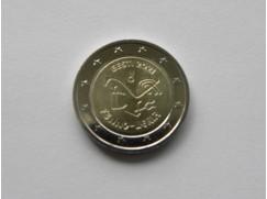 2 euro mince sběratelské Estonsko 2021 - Ugrofinské národy - UNC