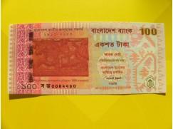 bankovka 100 taka