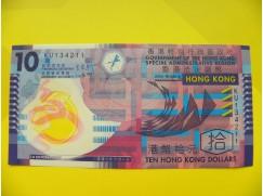 bankovka 10 dolarů - série KU