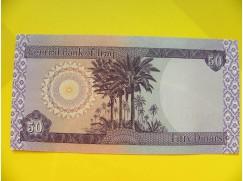 bankovka 50 dinárů
