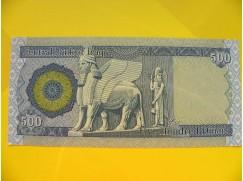 bankovka 500 dinárů