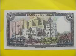 bankovka 50 liber
