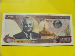 bankovka 5000 kipů - série PC