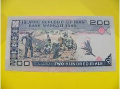 bankovka 200 riál
