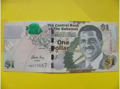 bankovka 1 Dollar - série AB
